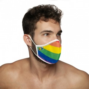 AC105 RAINBOW MASK