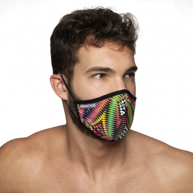AC086 GRAPHIC MASK