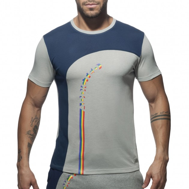 AD769 RAINBOW T-SHIRT